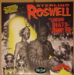 "10""✦STERLING ROSWELL""The Lonesome Death Of Johnny Ace""-Demented Rockabilly.Hear♫"